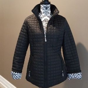 Betsey Johnson Quilted Jacket